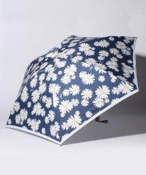 LANVIN en Bleu(umbrella)/LANVIN en Blue(ランバン オン ブルー)折りたたみ傘 【マーガレット】/502596975