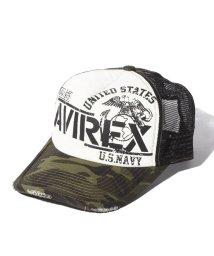 AVIREX/NAVY SEALS MESH CAP/502991232