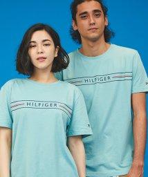 TOMMY HILFIGER MENS/【オンライン限定】コットンロゴTシャツ/502991283