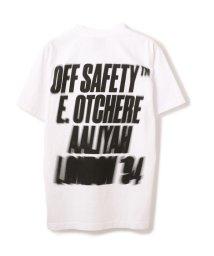 LHP/OFFSAFETY/オフセーフティー/AALIYAH ANGEL BABY TEE/フォトプリントTシャツ/503013060