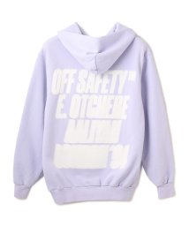 LHP/OFFSAFETY/オフセーフティー/AALIYAH BABY ANGEL HOOD/フォトプリントパーカー/503013062
