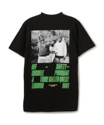 LHP/OFFSAFETY/オフセーフティー/CHECK THE RHYME TEE/フォトプリントTシャツ/503013065