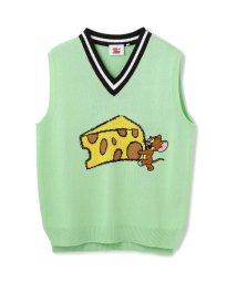 LHP/STEREO-VINYLS-COLLECTION/ステレオビニールズコレクション/Jerry Cheese Vest/503013111