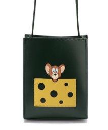 LHP/STEREO-VINYLS-COLLECTION/ステレオビニールズコレクション/Cheese Pocket Mini Bag/503013114