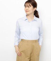 smart pink/【手洗い可】ベーシックシャツ/503013508
