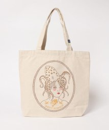 URBAN RESEARCH Sonny Label/MAGIC NUMBER COTTON TOTE BAG/503013563