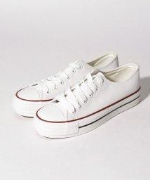 Shoes in Closet/ローカットキャンバススニーカー/501035579