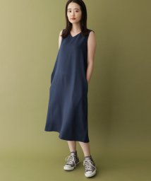 URBAN RESEARCH OUTLET/【ITEMS】ノースリーブVネックワンピース/502974412