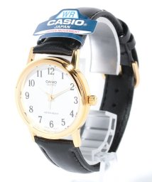 Watch collection/【CASIO】ラウンドアナログレザー M/502979988