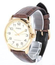 Watch collection/【CASIO】ラウンドアナログアラビアレザー M/502979989