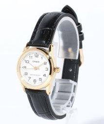 Watch collection/【CASIO】ラウンドアナログアラビアレザー S/502979997