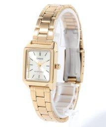 Watch collection/【CASIO】スクエアアナログメタル ゴールド S/502980002