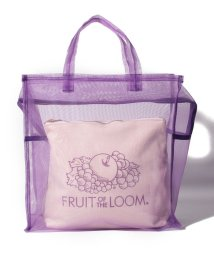 FRUIT OF THE LOOM/SEE THROUGH BST BAG M/502991262