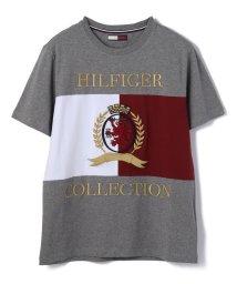 LHP/HILFIGER COLLECTION/ヒルフィガーコレクションHCM CREST & FLAG TEE/503013676
