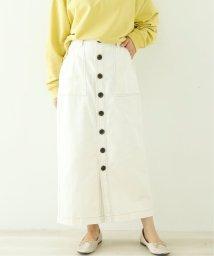 framesRayCassin/10×10ツイルタイトスカート/503013860