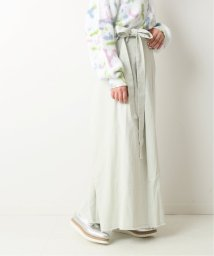 JOINT WORKS/JW コットン麻visラップマキシスカート/503015458