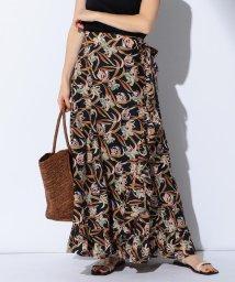 Demi-Luxe BEAMS/MARIHA / 別注 春の夕日のスカート/503017060