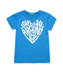 BENETTON (UNITED COLORS OF BENETTON GIRLS)/ガールズテーマTシャツ・カットソー/502976535