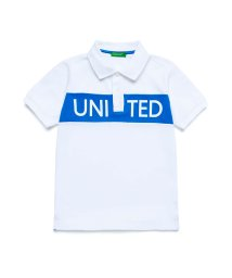 BENETTON (UNITED COLORS OF BENETTON BOYS)/ユナイテッドロゴポロシャツ/502976541