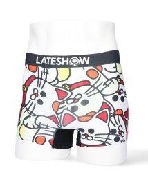 LATESHOW/ボクサーパンツ 招き猫/502991247