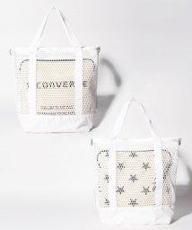 CONVERSE/MESH STAR PRINT 2WAY SHOULDER BAG/502991274