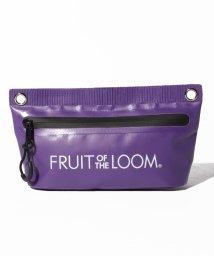 FRUIT OF THE LOOM/WELDER 2WAY POUCH/502991280