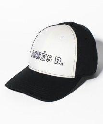 agnes b. HOMME/KH33 CASQUETTE ロゴキャップ/502999480