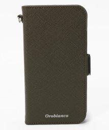 "Orobianco(Smartphonecase)/サフィアーノ調"" PU Leather Book Type Case(iPhone 11)/502999820"