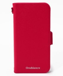 "Orobianco(Smartphonecase)/サフィアーノ調"" PU Leather Book Type Case(iPhone 11 Pro)/502999821"