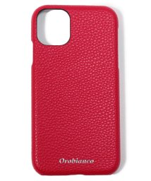 "Orobianco(Smartphonecase)/ ""シュリンク"" PU Leather Back Case(iPhone 11)/502999826"