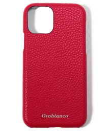 "Orobianco(Smartphonecase)/ ""シュリンク"" PU Leather Back Case(iPhone 11Pro)/502999827"