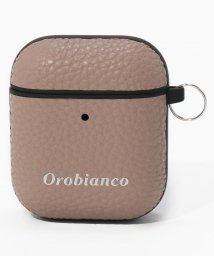 """Orobianco(Smartphonecase)/シュリンク"""" PU Leather AirPods Case/502999828"""