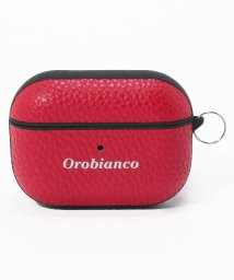 """Orobianco(Smartphonecase)/シュリンク""""PU Leather AirPods Pro Case/502999829"""