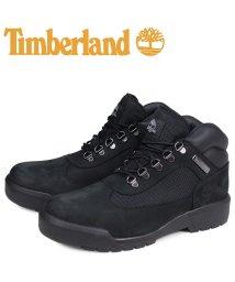 Timberland/ティンバーランド Timberland フィールド ブーツ メンズ FIELD BOOT F/L WATERPROOF Mワイズ 防水 ブラック 黒 A1A12/503004208