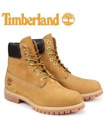 Timberland/ティンバーランド Timberland ブーツ メンズ MENS 6-INCH PREMIUM WATERPROOF BOOTS 6インチ イエロー 10061/503004209
