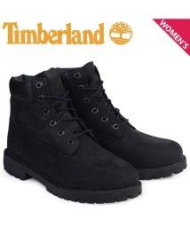 Timberland/Timberland 6INCH WATERPROOF BOOTS ティンバーランド ブーツ レディース 6インチ プレミアム ウォータープルーフ ブラック 1/503004210