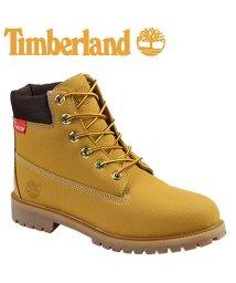 Timberland/ティンバーランド Timberland ブーツ レディース 6インチ JUNIOR 6INCH PREMIUM SCUFFPROOF BOOT 6596R プレ/503010719