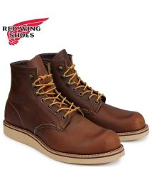 REDWINGSHOES/レッドウィング RED WING ブーツ ローバー メンズ HERITAGE ROVER BOOT Dワイズ ブラウン 2950/503010767