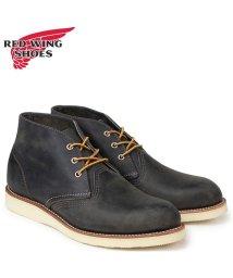 REDWINGSHOES/レッドウィング RED WING ブーツ チャッカブーツ クラシック メンズ CLASSIC CHUKKA Dワイズ チャコール 3150/503010777