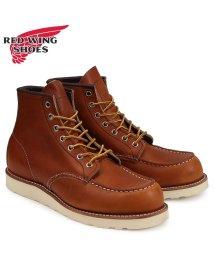 REDWINGSHOES/レッドウィング RED WING ブーツ アイリッシュセッター 6インチ クラシック モック メンズ 6INCH CLASSIC MOC Dワイズ ブラウン 8/503010788