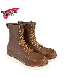 REDWINGSHOES/レッドウィング RED WING ブーツ クラシック モック トゥ 8INCH CLASSIC MOC 8インチ Dワイズ 8830 メンズ ブラウン/503010789