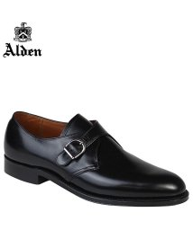 ALDEN/ALDEN オールデン モンクシューズ メンズ MONK STRAP OXFORD Dワイズ 955/503014883