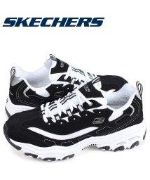 SKECHERS/スケッチャーズ SKECHERS ディライト スニーカー メンズ ディーライト D LITES ブラック 黒 52675/503017957