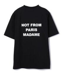 GARDEN/DROLE DE MONSIEUR /ドロール ド ムッシュ/Backprint NFPM Tee/バックプリントティー/503019045