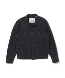 Levi's/WELLTHREAD トラッカージャケット BREAKING WAVE BLACK/503019138