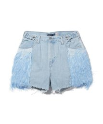 Levi's/CINCHED TAB SHORT FEATHER MIRAGE/503019173