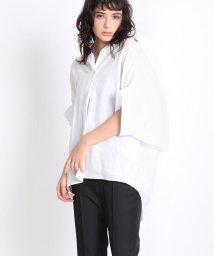 INED/タックシャツ《MONTI》/503019283