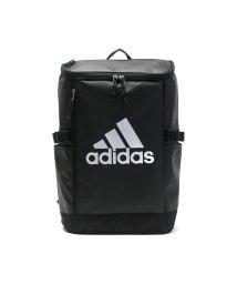 adidas/アディダス リュックサック adidas 通学 B4 25L ボックス スクエア スポーツ 男子 女子 中学生 高校生 メンズ レディース 撥水 62781/503019503