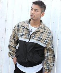 LUXSTYLE/デュスポブルゾン/ブルゾン メンズ ジャケット ナイロンジャケット/503019620