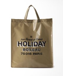 FRAMEWORK/【HOLIDAY BOILEAU】 PVC tote BAG/503019718